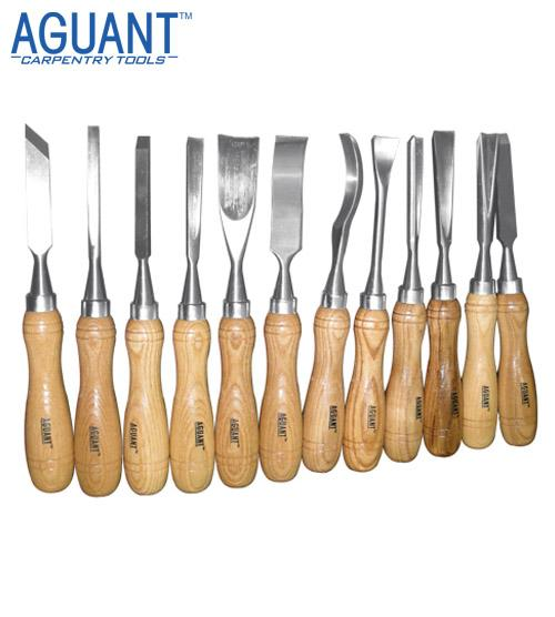 WOOD CARVING TOOLS SET OF 12 PIECES