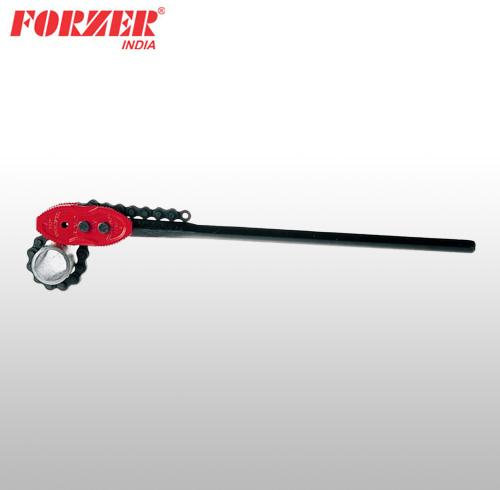 CHAIN PIPE WRENCH FORGED (HEAVY DUTY AS PER ISI MARKED