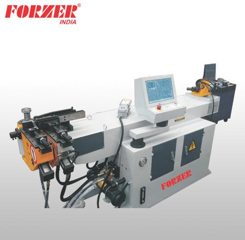 HYDRAULIC PIPE BENDING MACHINE WITH NC CONTROL