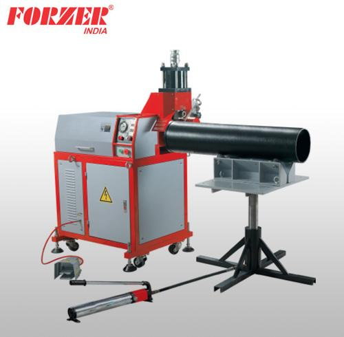 AUTOMATIC GROOVING ROLLING MACHINE